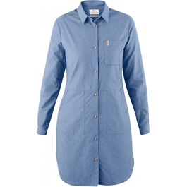 9a0ca247d933 Fjällräven Övik Shirt Dress, női ingruha