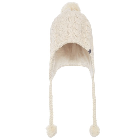 The North Face Fuzzy kötött füles női sapka - grube.hu adfc228329